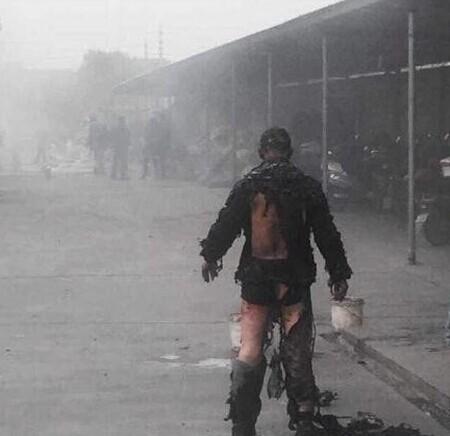 浙江平湖一工厂发生爆炸已造成1人受伤