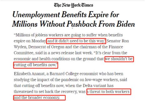 """环球深观测丨""""疫""""乱美国:失业救助断供的美国人,谁来负责?"""